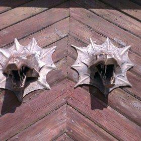 """Кованный декор """" Драконы"""""""