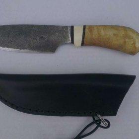 нож Карел. сталь 5хнм