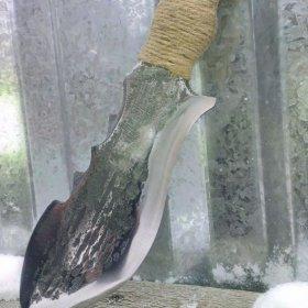 нож Беглец сталь 9хс